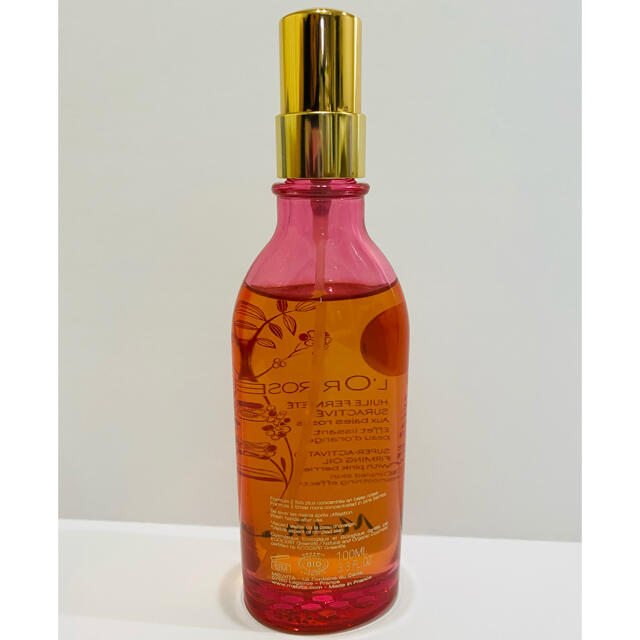 Melvita(メルヴィータ)のメルヴィータ ロルロゼ アクティベートボディオイル コスメ/美容のボディケア(ボディオイル)の商品写真