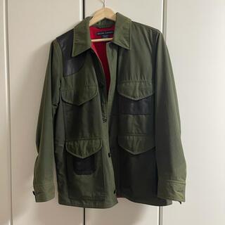 ラルフローレン(Ralph Lauren)のラルフローレン ミリタリーオイルジャケット(ミリタリージャケット)