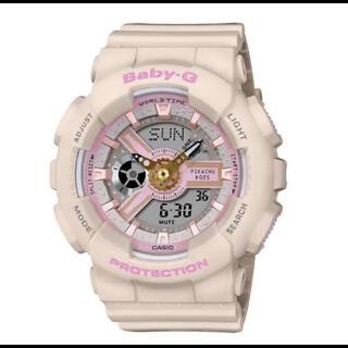 ベビージー(Baby-G)のCASIO カシオ Baby-G 腕時計 ポケモンピカチュウコラボ 新品(腕時計)