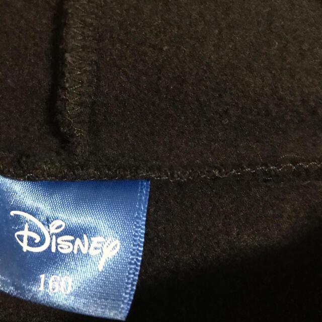 Disney(ディズニー)のディズニーミッキーフーディー 160  キッズ/ベビー/マタニティのキッズ服女の子用(90cm~)(Tシャツ/カットソー)の商品写真