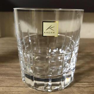 バカラ(Baccarat)のカガミクリスタル ロックグラス(グラス/カップ)