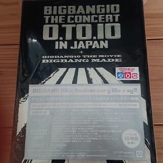 ビッグバン(BIGBANG)のBIGBANG ブルーレイ(ミュージック)