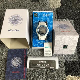 ベビージー(Baby-G)の新品   Baby-G 2015 イルクジ モデル BGR-3005K-7JR (腕時計(デジタル))