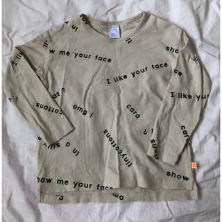ボボチョース(bobo chose)のtinycottons ロンT カットソー(Tシャツ/カットソー)