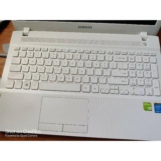 サムスン(SAMSUNG)の【ジャンク】Samsung ノートパソコン NP270E5K-X02HK ノート(ノートPC)