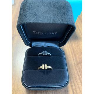 ティファニー(Tiffany & Co.)の2個まとめてTiffany リング ティファニーTワイヤーリング指輪(リング(指輪))