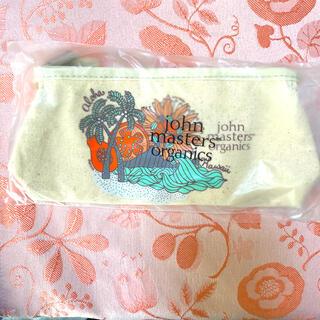 John Masters Organics - ジョンマスター ハワイ限定ポーチ 新品未使用