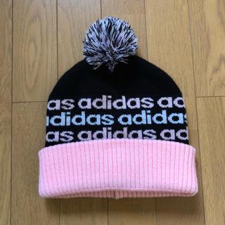 アディダス(adidas)のadidas アディダス ニット帽 ニットキャップ(ニット帽/ビーニー)