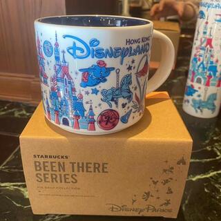 スターバックスコーヒー(Starbucks Coffee)の香港ディズニー♡新作✨15周年記念シリーズ スターバックスマグカップ(キャラクターグッズ)