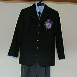 ニッセン(ニッセン)の男子 卒業式スーツ 150 靴もおまけで!(ドレス/フォーマル)