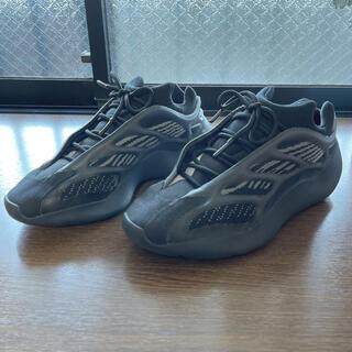 アディダス(adidas)のyeezy 700 v3 ALVAH ゴールデンサイズ27cm 美品(スニーカー)