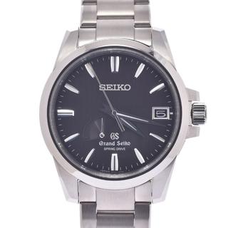 セイコー(SEIKO)のセイコー  グランドセイコー パワーリザーブ 腕時計(腕時計(デジタル))