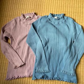 ニットプランナー(KP)のニットプランナー 長袖二枚110(Tシャツ/カットソー)