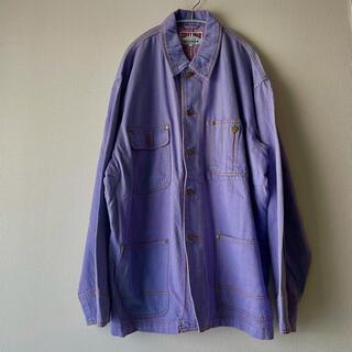 アレッジ(ALLEGE)のOversized Denim Jacket(Gジャン/デニムジャケット)