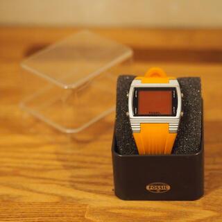 FOSSIL - fossil デジタル時計