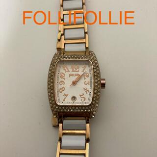 フォリフォリ(Folli Follie)のFolli Follie フォリフォリ 腕時計 レディース(腕時計)