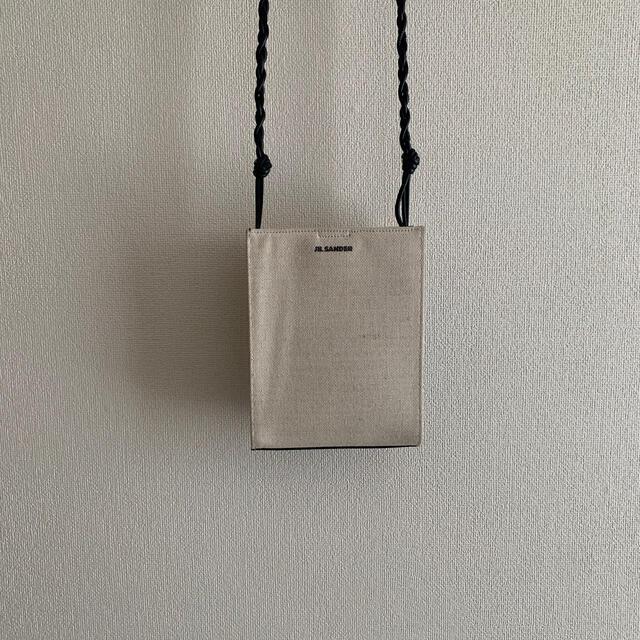 Jil Sander(ジルサンダー)のJil sander tangle 20SS メンズのバッグ(ショルダーバッグ)の商品写真