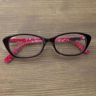 マリメッコ(marimekko)のマリメッコ  眼鏡 ウニッコ(サングラス/メガネ)