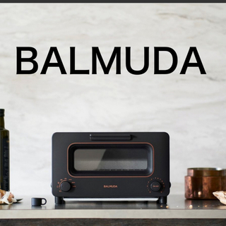 BALMUDA - BALMUDA K05A-BK ブラック オーブント−スター バルミューダ