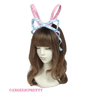Angelic Pretty - Angelic Pretty BUNNY TOYカチューシャ
