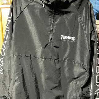 THRASHER - THRASHER コーチジャケット