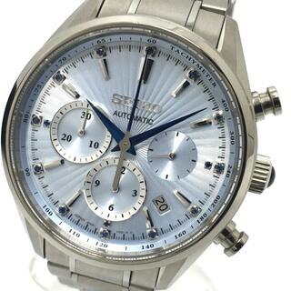 セイコー(SEIKO)の美品 セイコー SDGZ015 ブライツ 15周年記念 メンズ クロノグラフ(腕時計(アナログ))