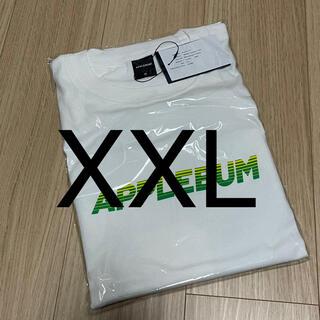 アップルバム(APPLEBUM)のAPPLEBUM worm changing T-shirt 緑×黄(Tシャツ/カットソー(半袖/袖なし))