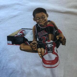 """アップルバム(APPLEBUM)のAPPLEBUM AJ """"CHICAGO"""" Boy T-shirt XL(Tシャツ/カットソー(半袖/袖なし))"""