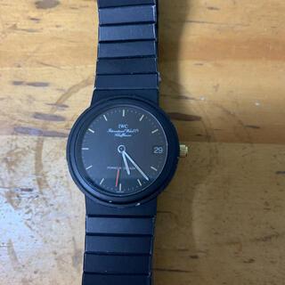 インターナショナルウォッチカンパニー(IWC)の値下げ IWC  レディース PORSCHE DESIGE アンティーク(腕時計)