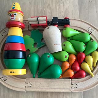 ブリオ(BRIO)のBRIO・PLAN TOYS JAPAN  3点セット(知育玩具)