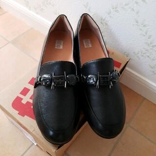 フィットフロップ(fitflop)のfitflopフィットフロップレナマーブルゲム  LENA MARBLE GEM(ローファー/革靴)
