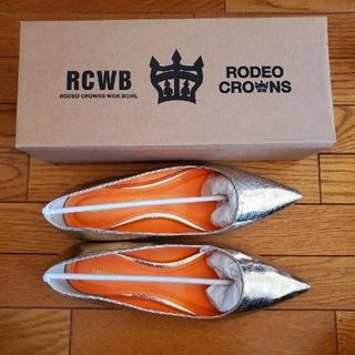 ロデオクラウンズ(RODEO CROWNS)のエナメルパンプス(ハイヒール/パンプス)