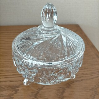 ロクシタン(L'OCCITANE)のロクシタン クリスタルガラス(グラス/カップ)