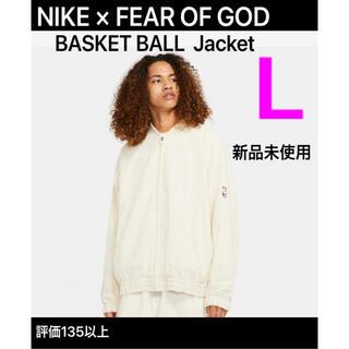 フィアオブゴッド(FEAR OF GOD)のNike Fearofgod BasketBall Jacket supreme(ブルゾン)