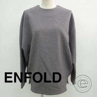 ENFOLD - ENFOLD トップス