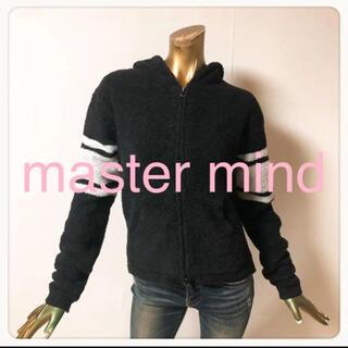 マスターマインドジャパン(mastermind JAPAN)の☘P1☘master mind ベアフット スカル パーカー XS(パーカー)