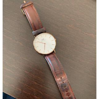 ダニエルウェリントン(Daniel Wellington)のダニエルウエリントン ダニエルウェリントン 時計 石原さとみ オシャレ時計(腕時計)