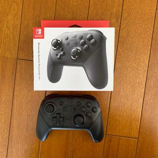 ニンテンドースイッチ(Nintendo Switch)のボトマル様専用 NINTENDO Switch プロコントローラー ジャンク(その他)
