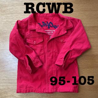 RODEO CROWNS WIDE BOWL - RCWB ジャケット 春 秋
