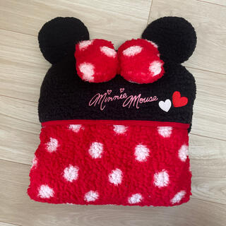 ディズニー(Disney)のミニー ブランケット(毛布)
