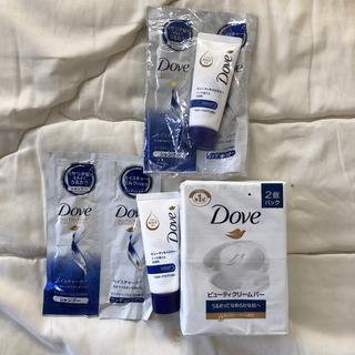 ユニリーバ(Unilever)のDoveセット(ボディソープ/石鹸)