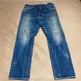 ヴィスヴィム(VISVIM)のVisvim journeyman pants 2 size2 DMGD-27(デニム/ジーンズ)