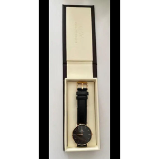 ダニエルウェリントン(Daniel Wellington)のDaniel Wellington レディース腕時計(腕時計)