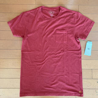 ダブルアールエル(RRL)の新品タグ付き ラルフローレン  ダブルアールエル RRL  Tシャツ Mサイズ(Tシャツ/カットソー(半袖/袖なし))