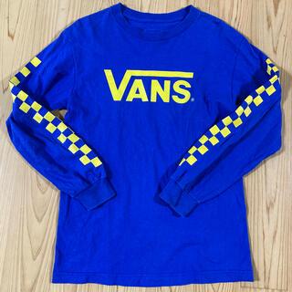 ヴァンズ(VANS)の早い者勝ちタイムセール!vans ロゴ ロンT(Tシャツ(長袖/七分))
