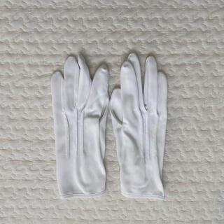 新郎手袋ハンカチーフセット(ハンカチ/ポケットチーフ)