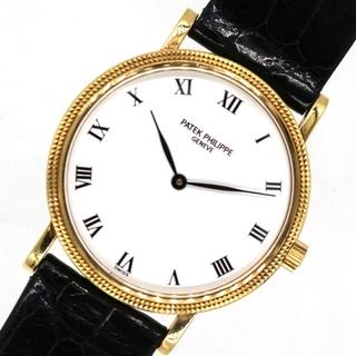 パテックフィリップ(PATEK PHILIPPE)のパテック・フィリップ PATEK PHILIPPE カラトラバ 腕時計【中古】(その他)