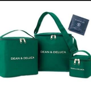 DEAN & DELUCA - 雑誌付録 DEAN&DELUCA 保冷バック4点セット