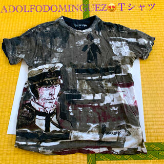 アドルフ(Adolf)のADOLFODOMINGUEZ Tシャツ(シャツ)