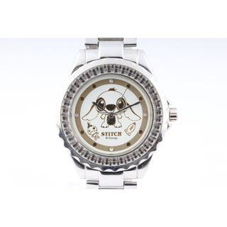 ディズニー(Disney)のDisney STITCH スティッチ 未使用 男女兼用 未使用(N03794)(腕時計(アナログ))